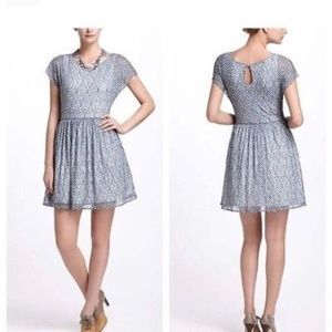 Anthropologie Weston Wear 'Frothed Dots' Mini XS